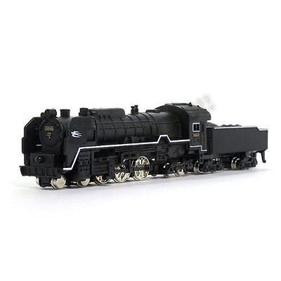 Train N Gauge Die-cast Scale Model No.48 C-62 Steam Locomotive