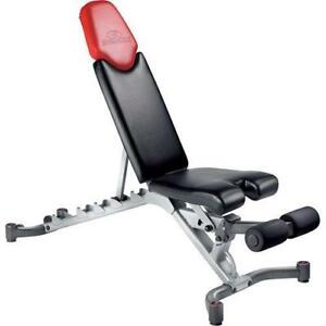 Bowflex SelectTech 5.1 Adjustable Workout Bench-  Brand New 2018