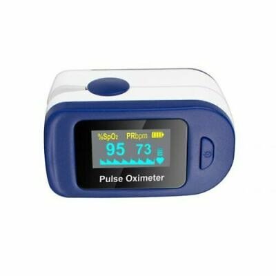 Led Fingertip Pulse Oximeter Spo2 Pr Blood Oxygen Monitor Same Day Shipping Ny