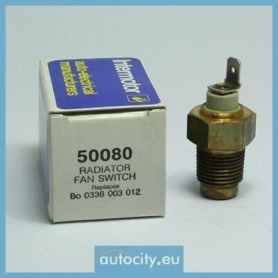 Intermotor 50080 Interrupteur de temperature, ventilateur de radiateur