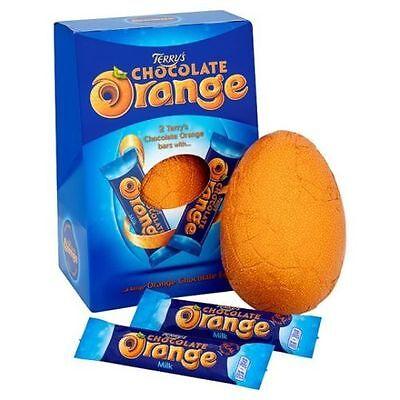 Terrys Chocolate Orange Large Easter Egg 276g