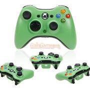 Green Xbox 360 Controller
