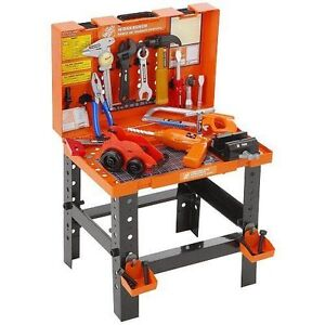 Kid's Home Depot Tool Bench
