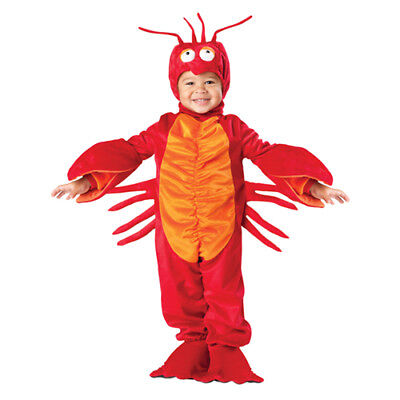 Kids Lobster Animal Halloween Costume - Lobster Halloween Costume Toddler