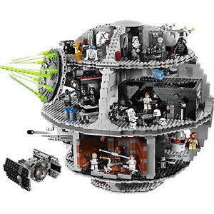 LEGO Star Wars Death Star 10188