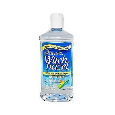 Dickinson's Witch Hazel, 100 % Natural Astringent,16 oz