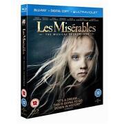 Les Miserables Blu Ray