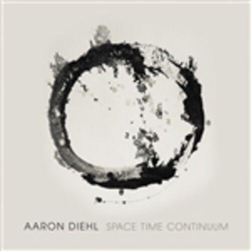 Aaron Diehl - Space Time Continuum [New CD]