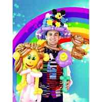 Balloon Twister Mike 416-931-5437