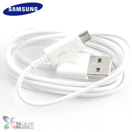 ORIGINAL Samsung GT-P5210ZWYXAR Galaxy Tab 3 10.1 FAST CHARGE USB Data Cable