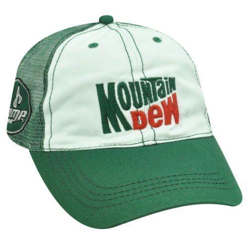 Mountain Dew Hat  1e428efb590