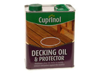 Cuprinol Decking Oil an Protector 2.5 L