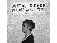 Justin Bieber tickets x 2. Standing. Barclaycard Arena. Birmingham. Monday 17th october. 7pm.