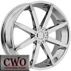 22 Chrome Wheels 5x120