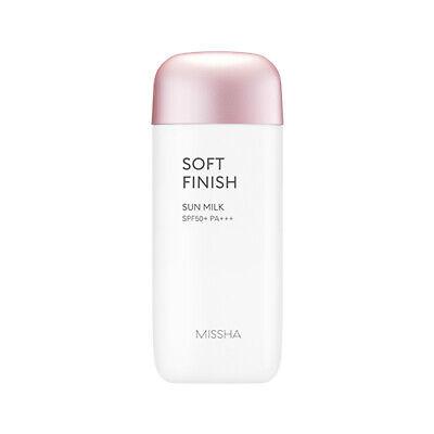 [MISSHA] All-around Safe Block Soft Finish Sun Milk SPF50+ PA+++ 70ml