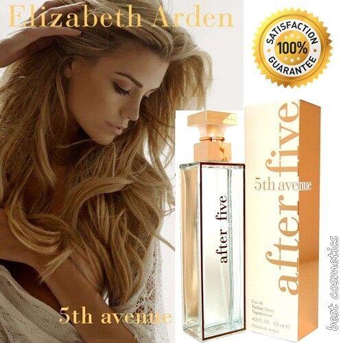 Detalles de Elizabeth Arden 5th Avenue después de cinco Eau de Parfum Spray Mujeres 125ml4.2oz ver título original