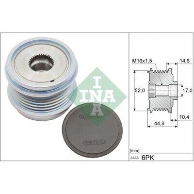 1 Generatorfreilauf INA 535 0343 10 passend für VW