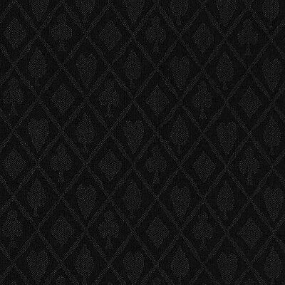 Poker Table Speed Cloth - 10FT X 5FT Black Suited Speed Cloth Poker Table Felt 100% Polyester NEW