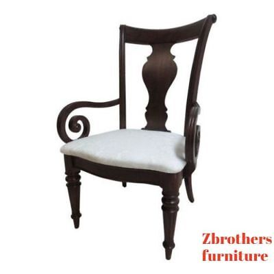 Pennsylvania House Cherry Cortland Manor Dining Room Desk Arm Chair  B