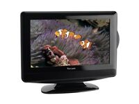 Venturer 17inch LCD TV with integrated DVD player and Freeview fully functional