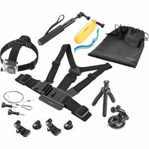 Insignia NS-DGPK10-C Essential Accessory Kit (Open Box)