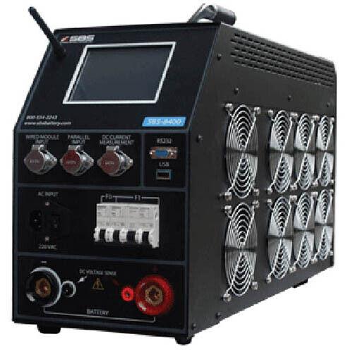 Storage Battery Systems SBS-8400-220VAC DC Load Bank, 300VDC, 220VAC