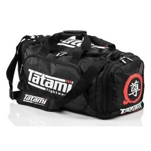 tatami meiyo large holdall gear bag bjj mma no gi ebay. Black Bedroom Furniture Sets. Home Design Ideas