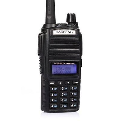 Baofeng UV-82 Dual-Band 136-174/400-520 MHz FM Ham Two-way Radio Transceiver on Rummage
