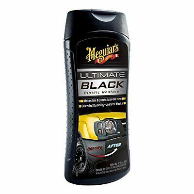 MEGUIAR´S Ultimate Black 355 ml Kunststoffpflege #G15812EU