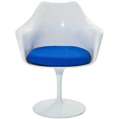 Saarinen tulip chairs ebay for Eero saarinen tulip armchair