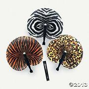 Leopard Party Supplies