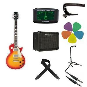 THE ELECTRIC GUITAR BEGINNER SET - EPIC BUNDLE!!! ALL IN ONE AT AN AMAZING PRICE - $464.99
