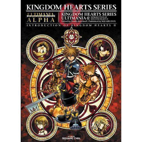 Kingdom Manga Next Release: Kingdom Hearts Book