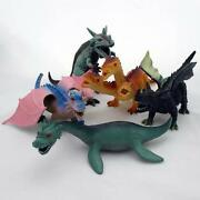 Plastic Dragon Toy