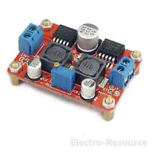DC-DC-Convertitore-Buck-Boost-Step-Up-Step-Down-Modulo-Di-Tensione-3-5-28v-a-1-25-26v