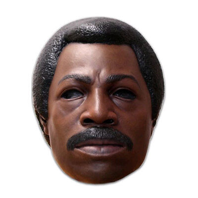 Rocky - Apollo Creed Mask (For Adults) NEW Trick or Treat Studios](Apollo Creed Halloween)