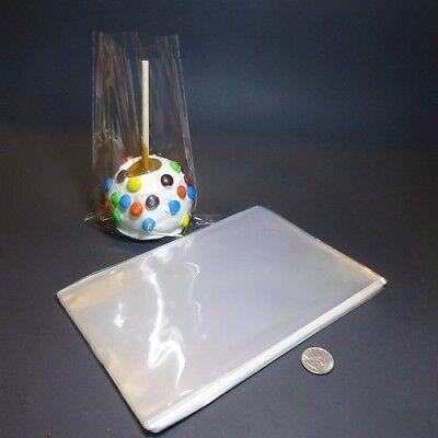 Clear Plastic Cellophane Party Treat Favor Bags - 6 x 9