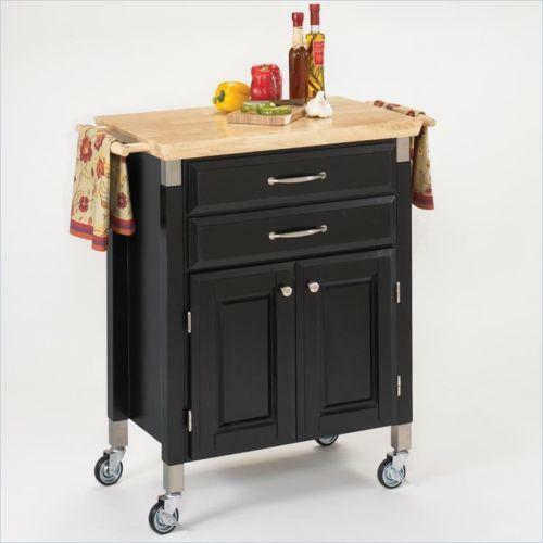 Flip And Fold Rolling Table Stainless Steel Wood: Wood Serving Cart