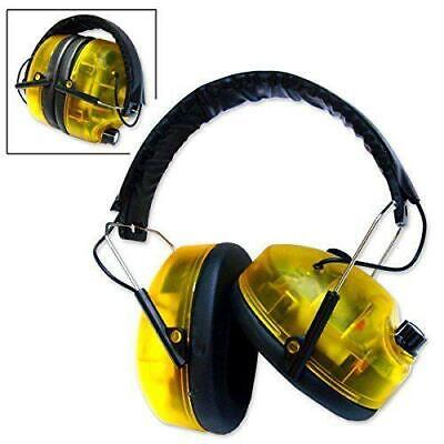 Neiko Electronic Safety Hearing Protector Over Ear Earmuffs Fast Ship B41