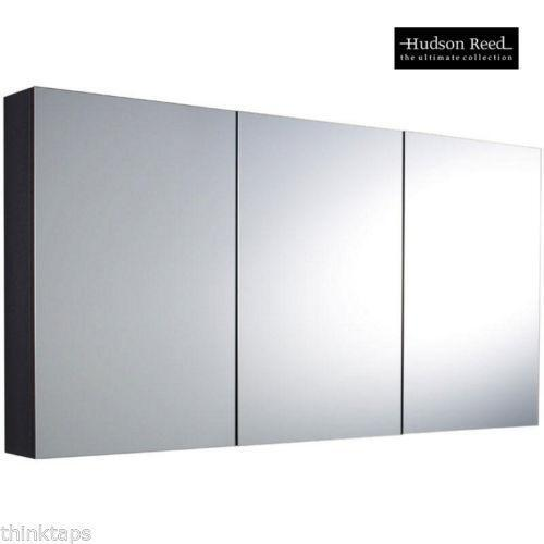 black mirror bathroom cabinet ebay
