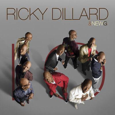 Ricky Dillard And New G   10  New Cd