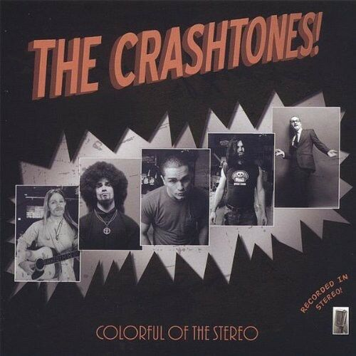 The Crashtones - Colorful of the Stereo [New CD]