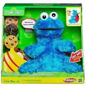 Cookie Monster Toy