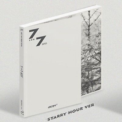 GOT7-[7 For 7 Present Edition] Starry Ver CD+Book+Card+PreGift