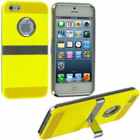 iPhone Apple 5 5s 5th cover case stand new free shipping fitted