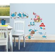 Smurfs Wall Stickers