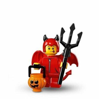 Sealed LEGO Minifigure Cute Little Devil Halloween Series 16 71013 Combined Ship