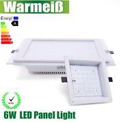 LED Panel Einbau