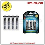 AAA Rechargeable Batteries 600mAh