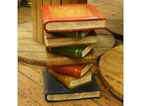 Wanted..Book stack table